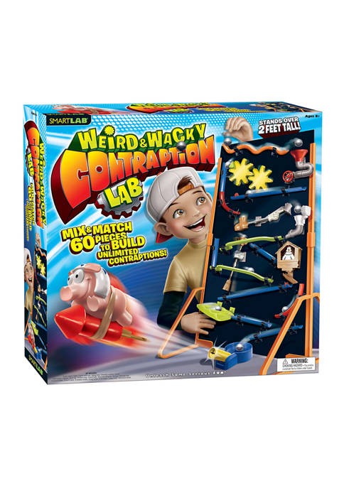 SmartLab Toys Weird & Wacky Contraption Lab Science
