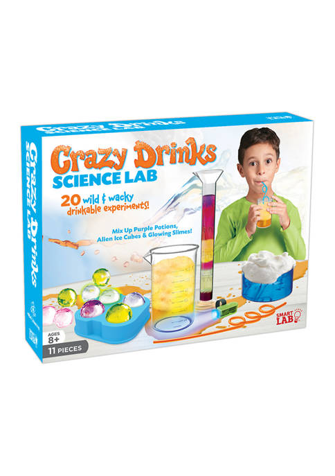 Crazy Drinks Science Lab Science Kit