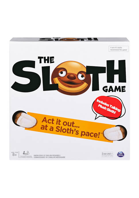 The Sloth Game