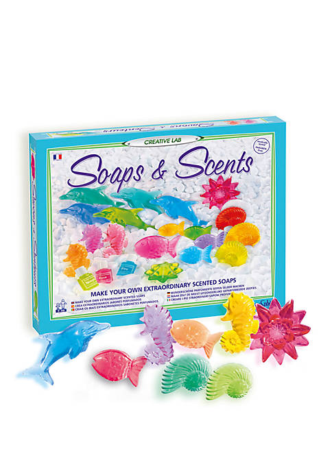 Soaps & Scents Creative Lab Science Kit