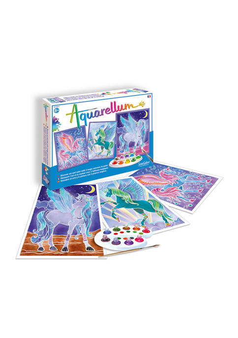 Aquarellum Large Craft Kit - Pegasus