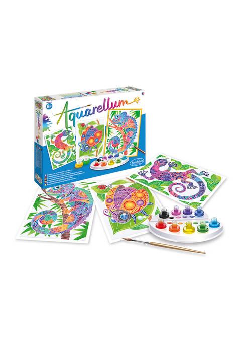 Aquarellum Large Craft Kit - Zentangle