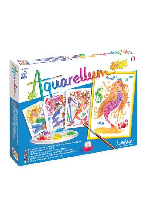 Aquarellum Junior Craft Kit - Mermaids