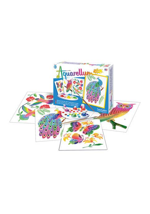 Aquarellum Junior Craft Kit - In the Park
