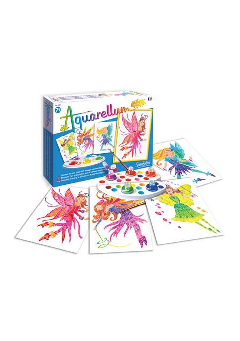 SentoSphere USA Aquarellum Junior Craft Kit