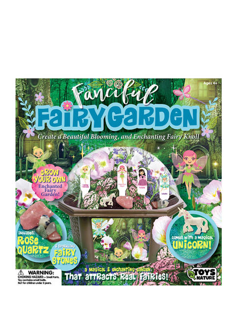 Biosphere Terrarium Fanciful Fairy Garden