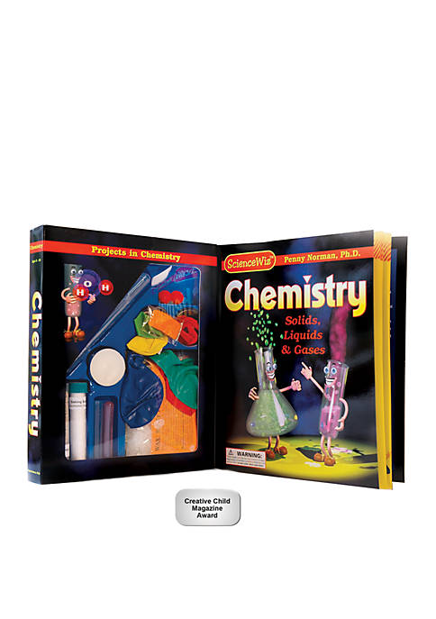 ScienceWiz Products Chemistry Kit