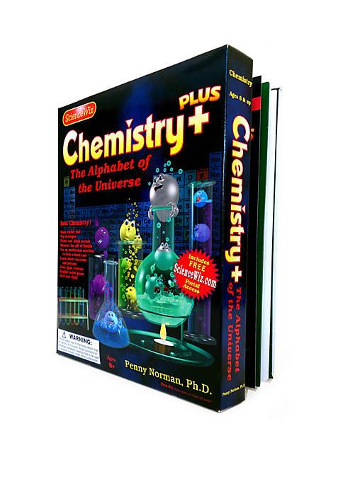 ScienceWiz Products Chemistry Plus Kit