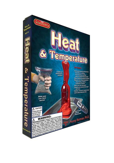 ScienceWiz Products ScienceWiz Heat & Temperature Kit