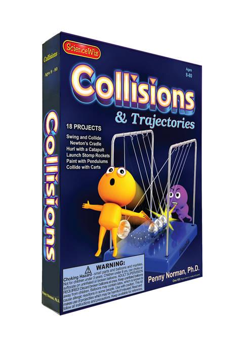 ScienceWiz Products ScienceWiz Collisions & Trajectories Kit