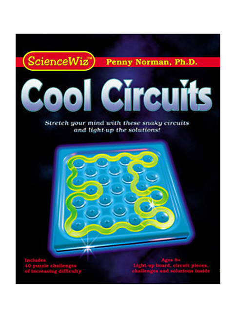 ScienceWiz Products Cool Circuits Brain Teaser Puzzle
