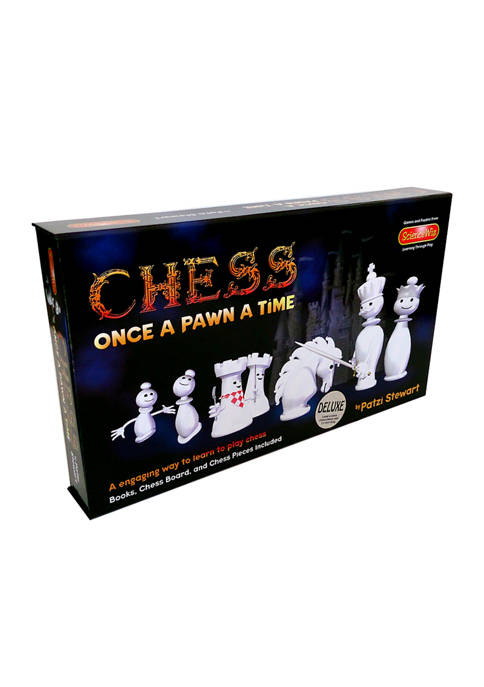 Deluxe Chess - Once a Pawn a Time