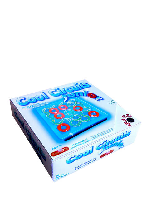 ScienceWiz Products Cool Circuits Junior Brain Teaser Puzzle