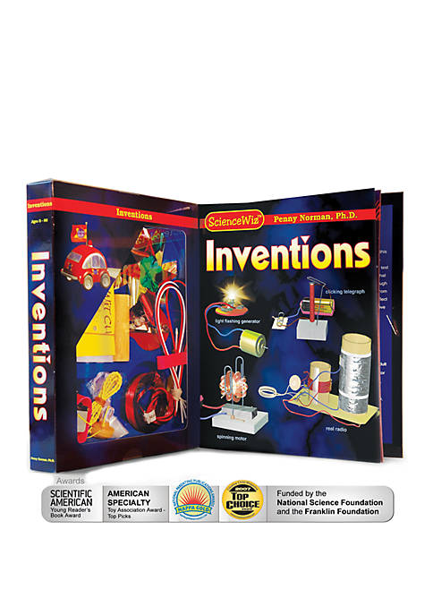ScienceWiz Products Inventions Kit