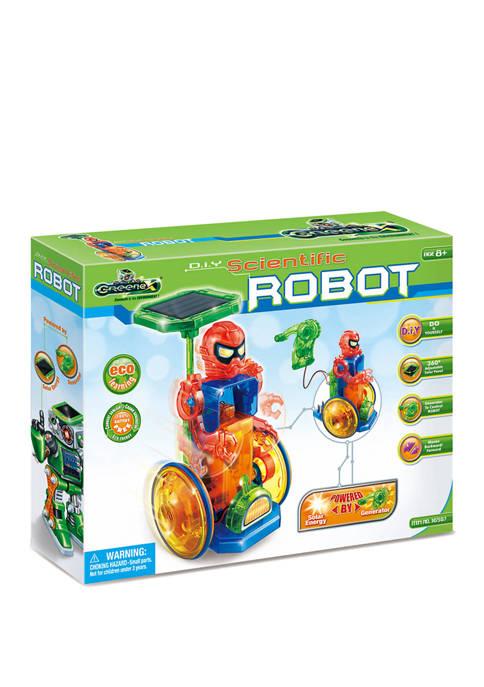 Greenex DIY Scientific Robot