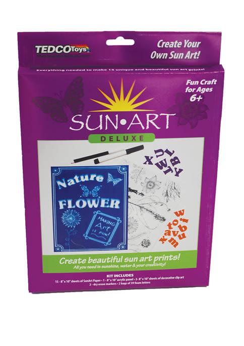 Tedco Toys SunArt Deluxe Kit