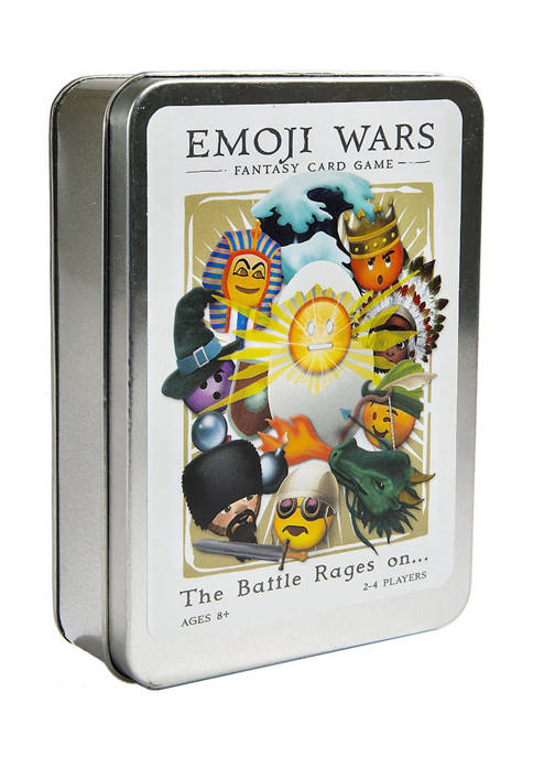 Emoji Wars Card Game