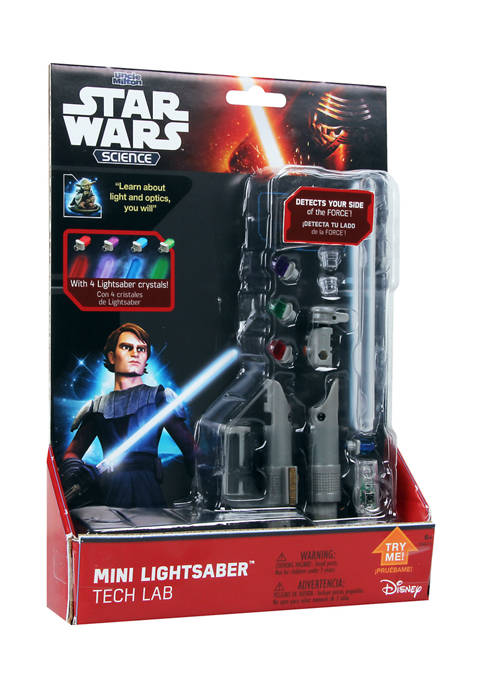 Star Wars Science Mini Lightsaber Tech Lab