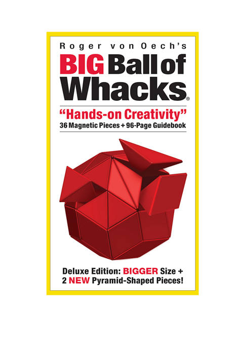 Big Ball of Whacks - Red Brain Teaser Puzzle