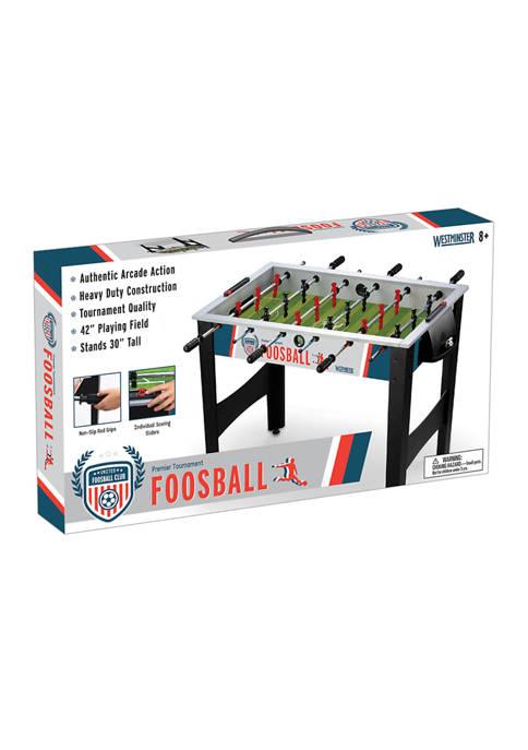 42 Inch Premier Tournament Foosball Table