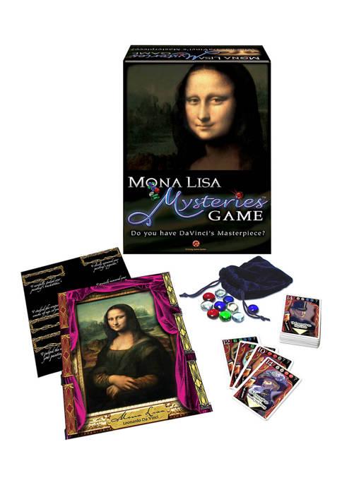 Mona Lisa Mysteries Strategy Game