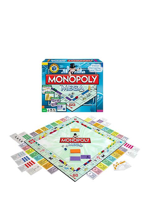 Monopoly The Mega Edition Family Game