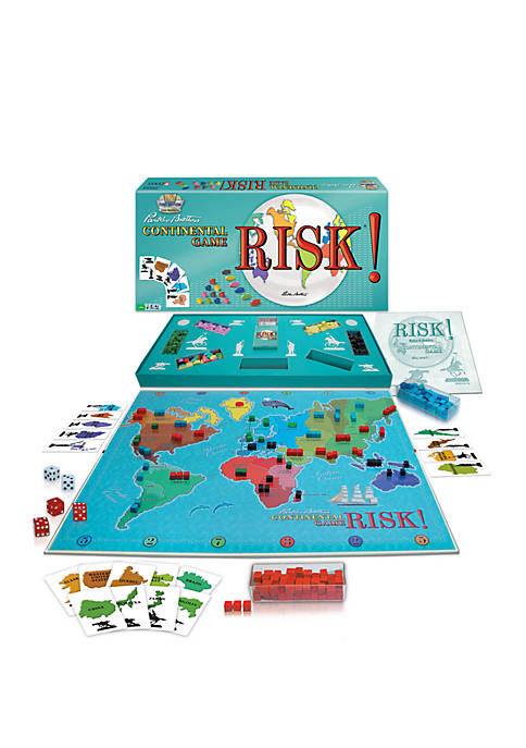 Risk 1959 Classic Game