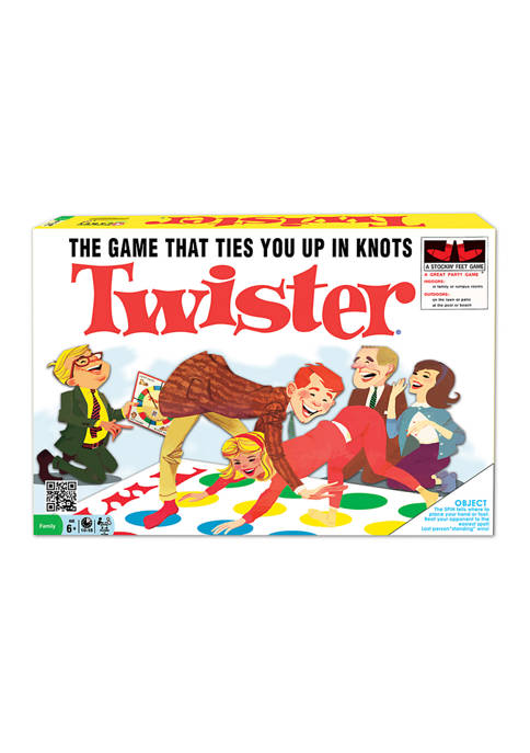 Classic Twister Classic Game