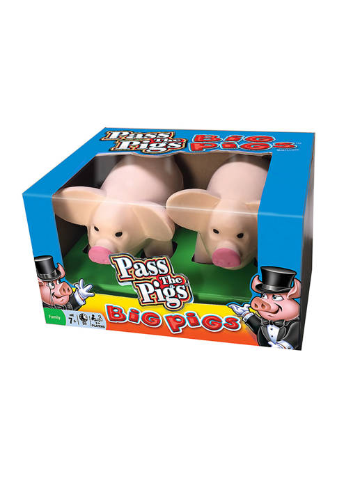 Pass The Pigs: Big Pigs Game