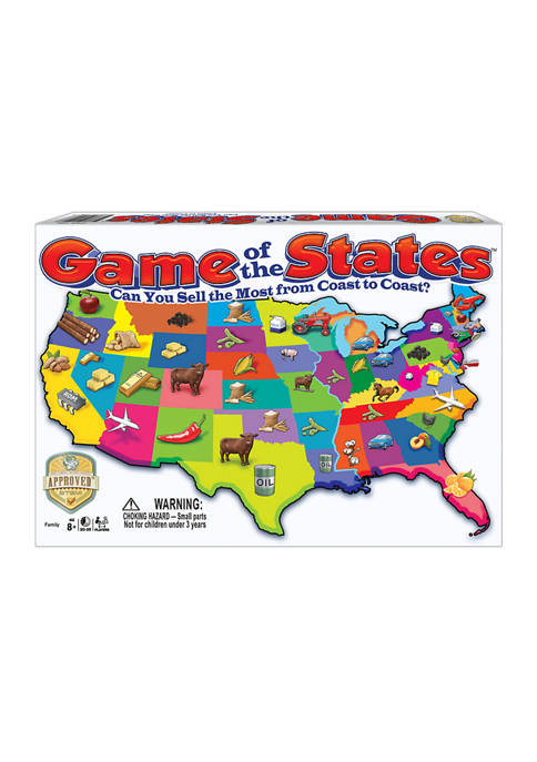 Game of the States Family Game