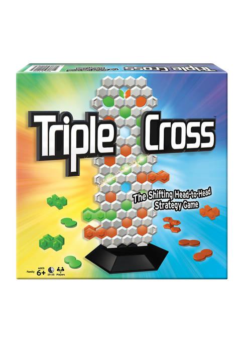 Triple Cross Strategy Game