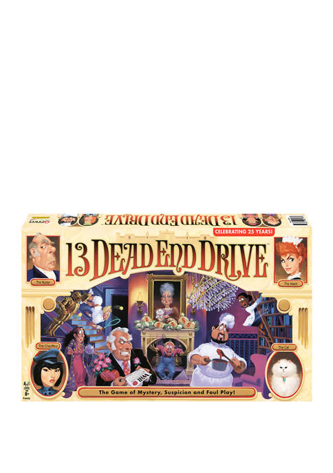 13 Dead End Drive Family Game