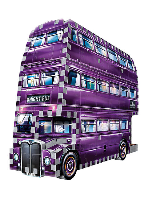 280-Piece Harry Potter Collection - The Knight Bus 3D Puzzle