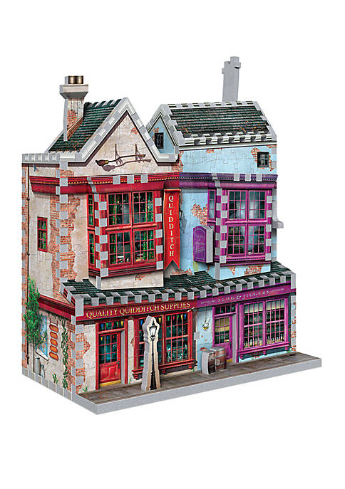 Wrebbit 305-Piece Harry Potter Daigon Alley Collection