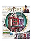 305-Piece Harry Potter Daigon Alley Collection - Quality Quidditch Supplies & Slugs & Jiggers 3D Puzzle