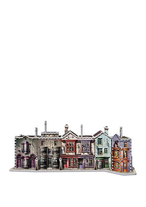 Wrebbit 450 Piece Harry Potter Collection Diagon Alley