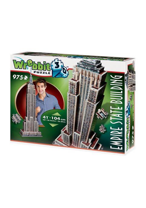 975 Piece Empire State Building 3D Puzzle