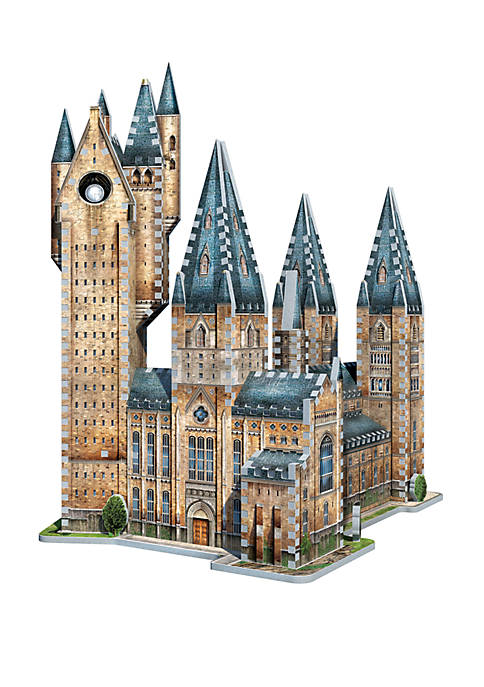 875 Piece Harry Potter Collection - Hogwarts - Astronomy Tower 3D Puzzle