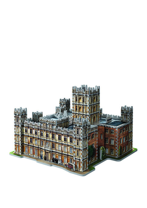 Downton Abbey 3D Puzzle: 890 Pieces