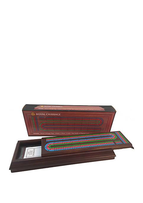 Royal Cribbage Classic Game
