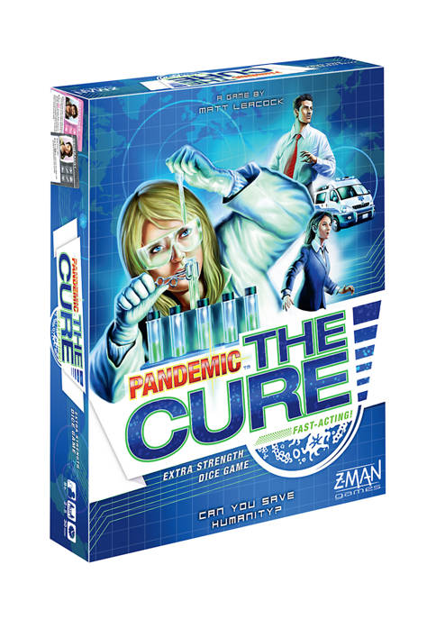 Pandemic Strategy Game: The Cure