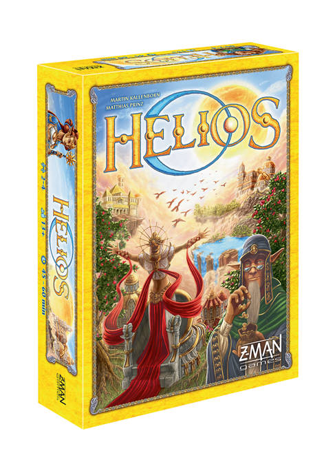 Helios Strategy Game