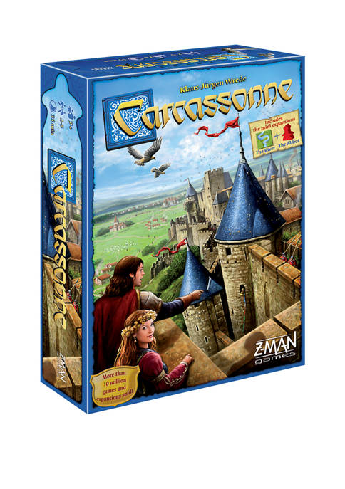 Carcassonne Strategy Game