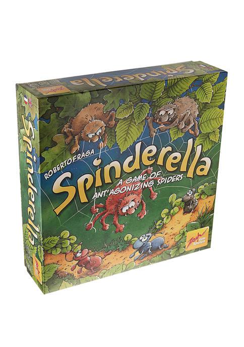 Spinderella Kids Game