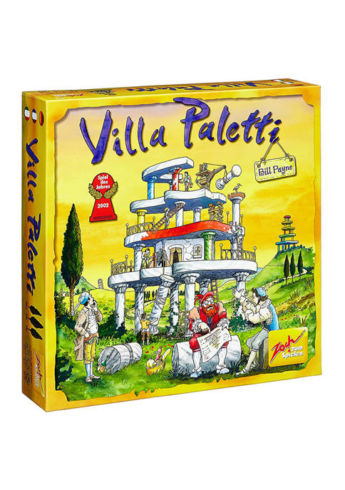 Villa Paletti Family Game
