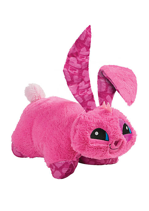 Pillow Pets Animal Jam Bunny Stuffed Animal Plush
