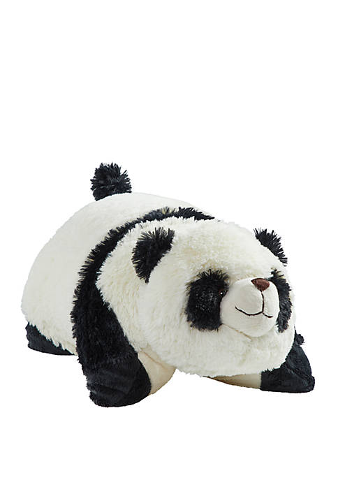 Pillow Pets Signature Comfy Panda Stuffed Animal Plush