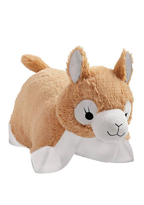 Pillow Pets Signature Lovable Llama Stuffed Animal Plush