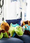 Brown Dinosaur Stuffed Animal Plush Toy