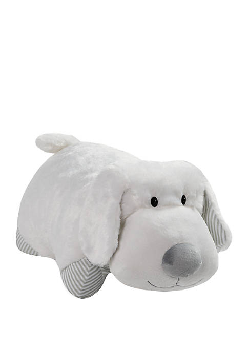 Pillow Pets My First White Puppy Stuffed Animal
